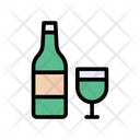 Wine Alcohol Party Icon