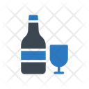 Wine Alcohol Drink Icon