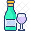 Wine Alcohol Cocktail Icon