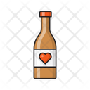 Wine Alcohol Love Icon
