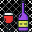 Wine Grape Alcohol Icon