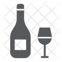 Wine Rosh Hashanah Icon