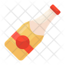 Wine Popping Cork Alcoholic Beverage Icon