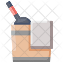 Champagne Drink Wine Icon