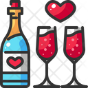 Alcohol Beverage Champagne Icon