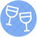 Wine Beer Drink Icon