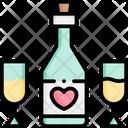 Wine Grape Drink Icon