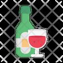 Wine Alcohol Champagne Icon
