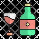 Drink Alcohol Restaurant Icon