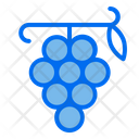 Wine Grape Fruit Icon