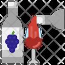 Wine Glass Alcohol Icon
