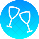 Wine Drink Party Icon