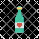 Wine Bottle Beer Icon