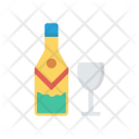 Wine Champagne Beer Icon
