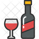 Wine Beer Bottle Icon