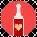 Wine Bottle Alcohol Icon
