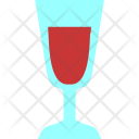 Wine Glass Coctail Icon