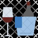 Wine Drink Dinner Icon