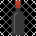 Wine Bottle Passover Icon