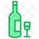 Alcohol Bottle Beer Icon