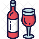 Wine Drink Champagne Icon