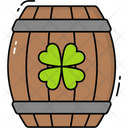 Wine Barrel Barrel Wine Icon