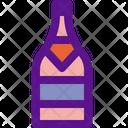 Wine Wine Bottel Alcohol Icon
