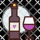 Wine Bottel Icon