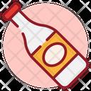 Brandy Alcohol Wine Bottle Icon