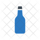 Wine Bottle Waste Icon