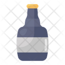 Wine Bottle Wine Popping Cork Icon