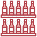 Food And Restaurant Alcoholic Drinks Wine Bottle Icon