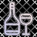 Wine Drink Beverage Icon