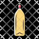 Sparkling Champagne Bottle Icon
