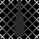 Wine Shampagne Cork Icon
