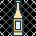 Wine Bottle Champagne Bottle Alcohol Icon