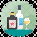 Wine Bottles Wine Cooler Wine Chiller Icon