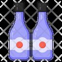 Drink Bottles Wine Bottles Brandy Icon