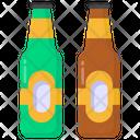 Bear Bottles Alcohol Bottle Wine Bottles Icon