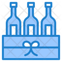 Bottles Alcohol Drink Icon
