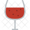 Wine Cocktail Glass Icon