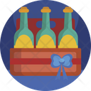 Gifts Wine Drinks Icon