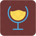 Wine Drink Glass Icon