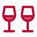 Glass Wine Drink Icon