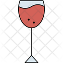 Wine Glass Alcohol Icon