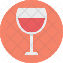Wine Glass Glass Alcohol Icon