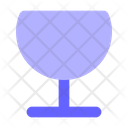 Wine Glass Wine Goblet Icon