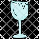 Wine Glass Glassware Crockery Icon