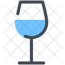 Wine Drink Cup Icon