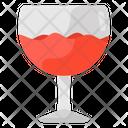 Wine Cocktail Wine Glass Icon